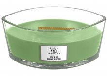 WOODWICK Ellipse Candle - Hemp & Ivy