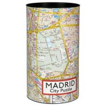 City Puzzle Madrid