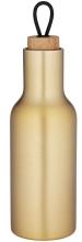 LADELLE - Tempa Isolierte Trinkflasche - Gold Gebürstet 885ml