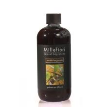 SANDALO BERGAMOTTO - Millefiori 500 ml Nachfüllflasche