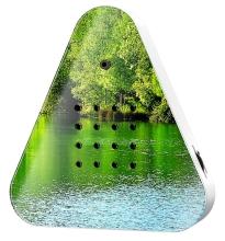 Lakesidebox / Zwitscherbox inkl. Saugnapf - Waldsee - Jetzt neu