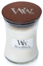 WOODWICK Mini Hourglass Candles - Island Coconut