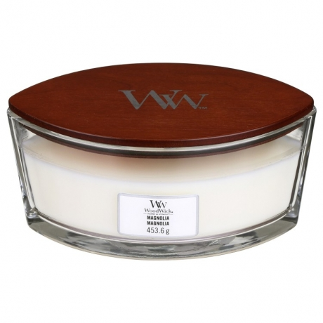 WOODWICK Ellipse Candle - Magnolia