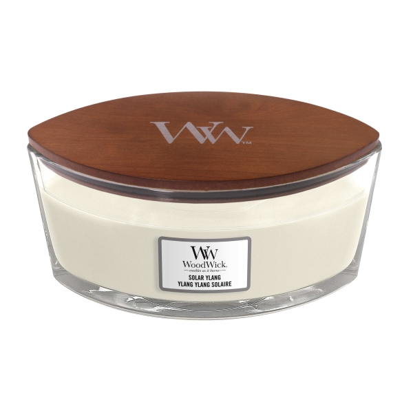 WOODWICK Ellipse Candle - Solar Ylang