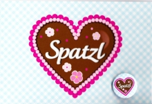 Button-Set Karte - Spaztl